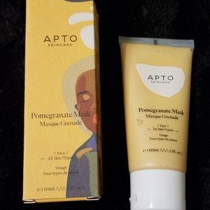 Apto Skincare- Pomegranate Mask